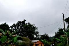 Casa con electricidad en Angostura
