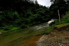 Rio en Angostura
